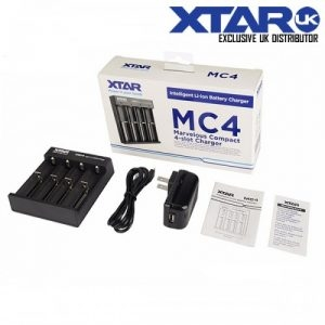 XTAR MC4, MC6 and Dragon Chargers