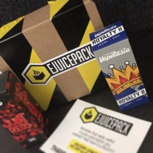 E Juice Pack Subscription