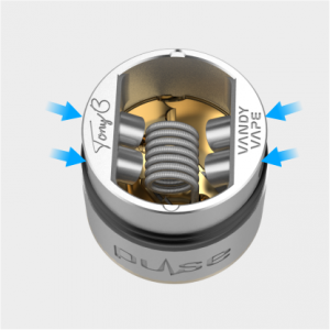 PULSE 22 BF RDA by Vandyvape