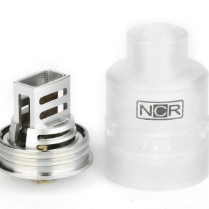 NCR New Concept RDA Coil Free - Nicotine Reinforcer RDA