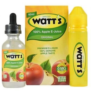 Watt's Apple E-juice