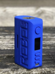 THE REBEL MOD SQUONKER - EVOLV DNA 75C