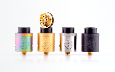 Aequitas RDA by HellVape and AmbitionZ Vaper