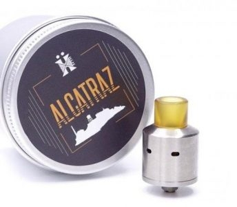 Alcatraz RDA by Haze & Augustin